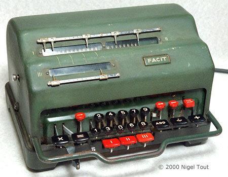 vintagecalculator